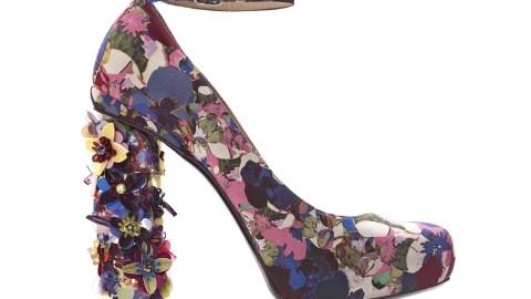 Shoe Porn: Nicholas Kirkwood's Pre-Spring 2013 Collection | StyleCaster