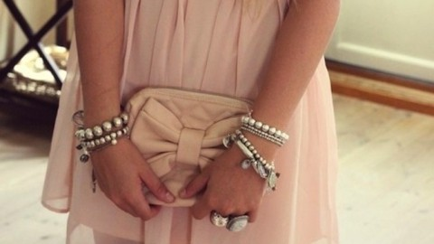 Community Trend Spotting: Simply Sweet In Soft Pink | StyleCaster