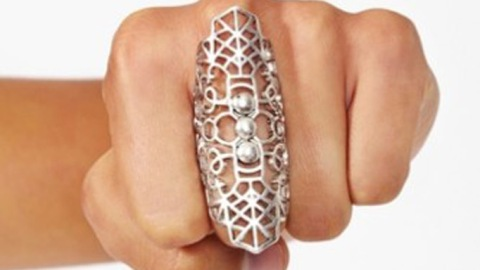 Boho Chic: 17 Hippie-Inspired Rings Under $70 | StyleCaster