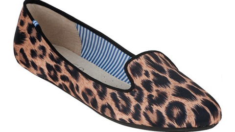 Want: Charles Philip Leopard Print Loafers | StyleCaster