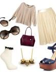 One Piece, Five Ways: The Midi-Skirt