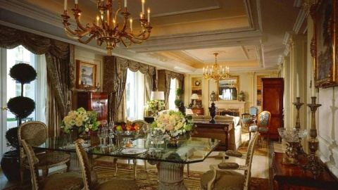 Top 10 Priciest Hotel Suites in the World   StyleCaster