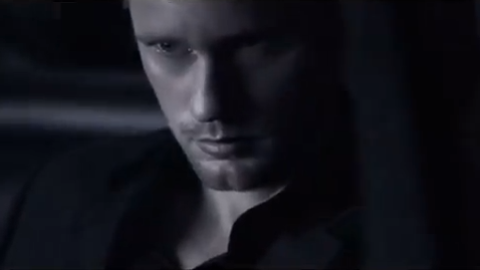 "Watch Alexander Skarsgård Do ""Blue Steel"" With Lara Stone in New Calvin Klein Video   StyleCaster"