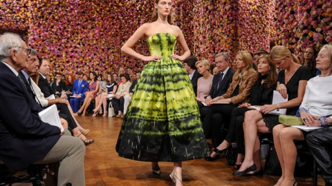 Top 10 Trends From Paris Haute Couture Week | StyleCaster