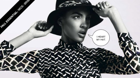 Fall Essential: Wide-Brimmed Hats | StyleCaster
