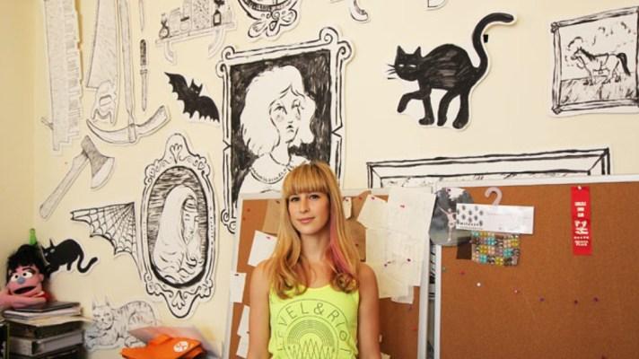 Noteworthy Newbies: Rachel Antonoff