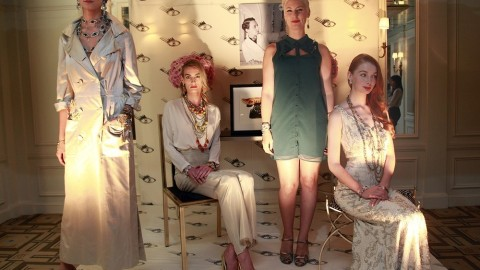 Lulu Frost Channels Three Style Icons Into Spring 2013 Collection   StyleCaster