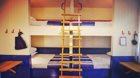 First Look at Miami Beach Hostel the Freehand | StyleCaster