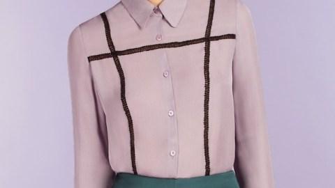 Want: Opening Ceremony Pajama Shirt | StyleCaster