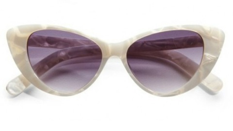 Want: Elizabeth & James Cat-Eye Sunglasses | StyleCaster
