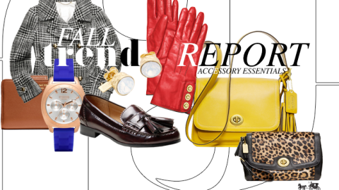 Fall Trend Report: Accessory Essentials   StyleCaster