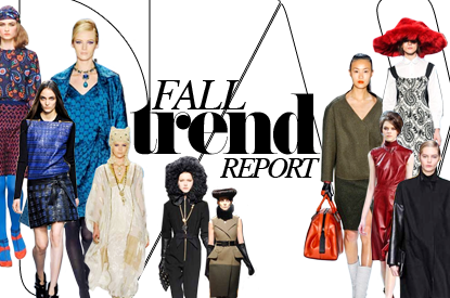 Fall 2012 Trend Guide: 17 Key Looks to Guide Your Season
