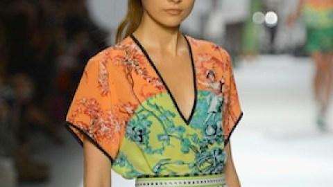 The Best Looks: Nanette Lepore Spring 2013   StyleCaster
