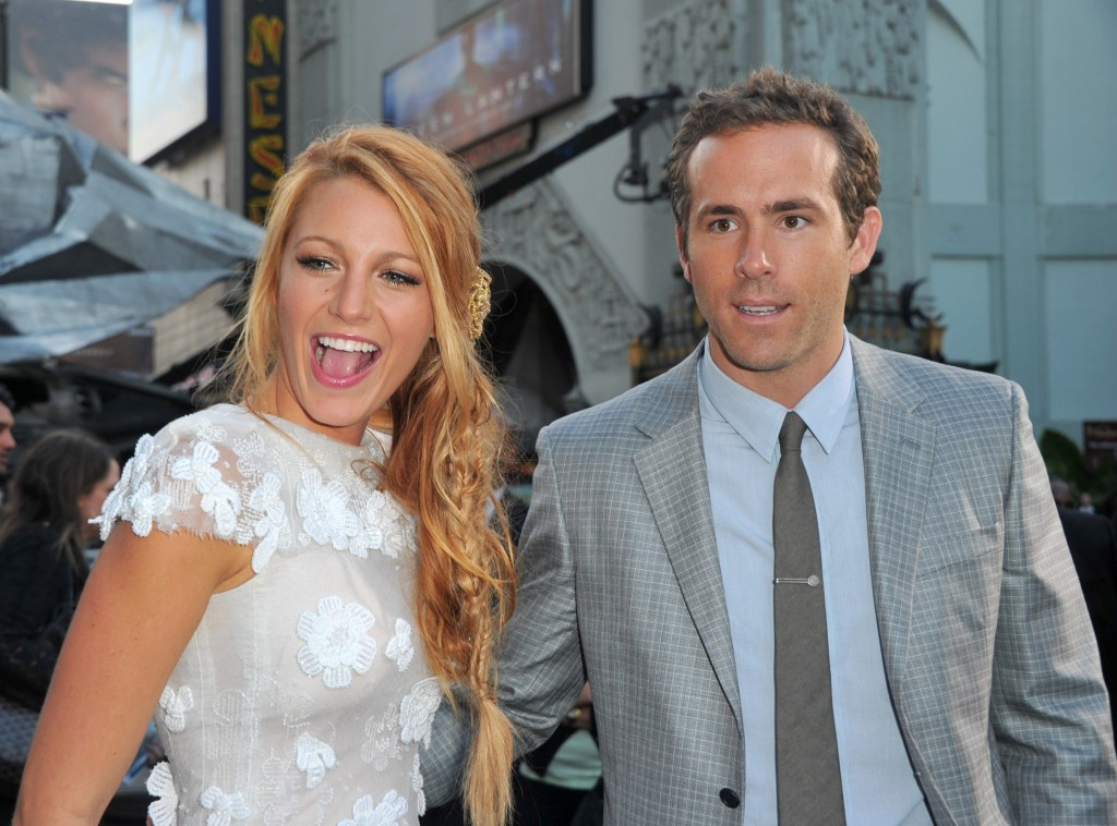 Blake Lively and Ryan Reynolds Secret Wedding: What She Wore and More