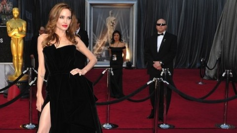 The Woman Behind Angelina Jolie's Leg-Baring Dress on How to Dress Like A Celebrity | StyleCaster
