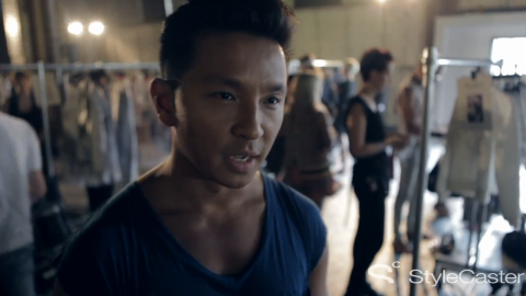 """Watch: Prabal Gurung on His """"New Sexy"""" Vision for Spring 2013 