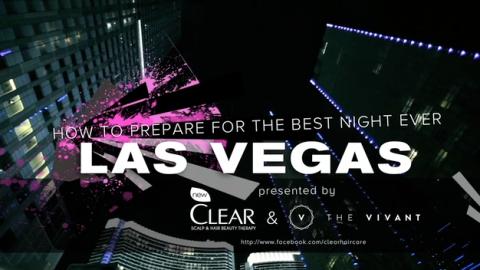 Prepping For The #BestNightEver in Las Vegas   StyleCaster