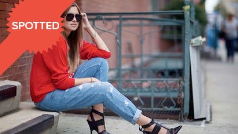 Spotted: Pointed-Toe Stilettos On Scores Of Style Bloggers | StyleCaster