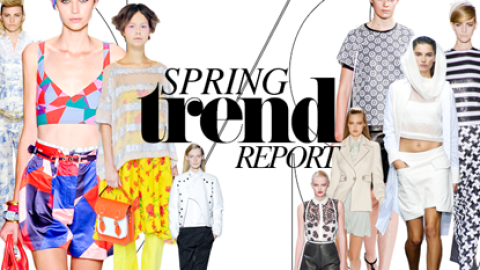 New York Fashion Week: Spring 2013 Trend Guide | StyleCaster