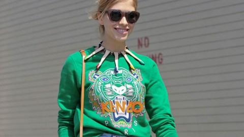 Style Crush: Russian Model And Street Style Star Elena Perminova | StyleCaster