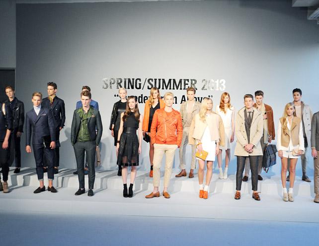 stylecaster J.Lindeberg Brings It Back for Spring 2013