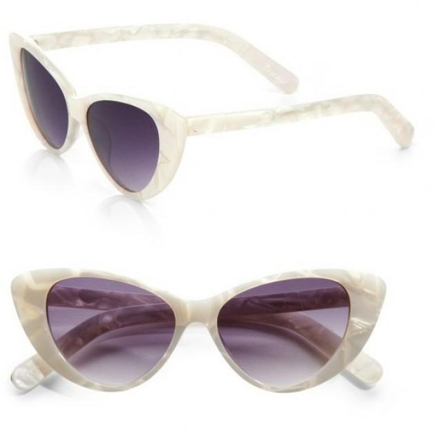 Want: Elizabeth & James Cat Eye Sunglasses