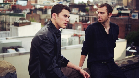 The Next Big Thing: Cal and Rez of Timeflies | StyleCaster