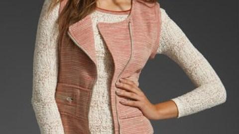 Want: IRO's Tweed Vest   StyleCaster