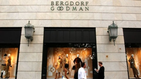 Tweets of the Week: Behind-the-Scenes at Bergdorf Goodman's Fashionable 111th Birthday Party | StyleCaster