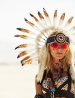 Street Style You Have To See: First-Ever Burning Man Edition