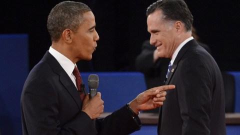 Tweet Round-Up: Celeb Reactions To Presidential Debate, Romney's Binder Full of Women Remark, More | StyleCaster