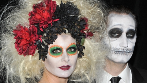 Steal These Halloween Costume Ideas! 20 Awesome Celebrity Looks From Past And Present | StyleCaster