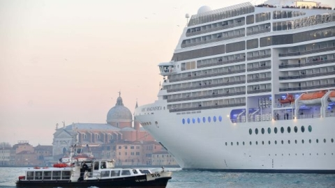 The Vivant's Top 10: Cruise Ships Being Banned from Venice and Inside Dockers' Vault   StyleCaster