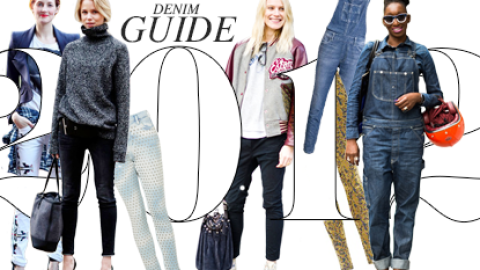 Fall Denim Guide: 7 New Styles You Need To Wear This Season   StyleCaster