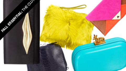 Fall Essential: Chic Clutch Bags For Every Style And Budget | StyleCaster