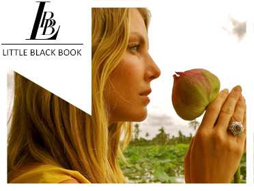 Little Black Book: Angela Lindvall's Guide to Bali