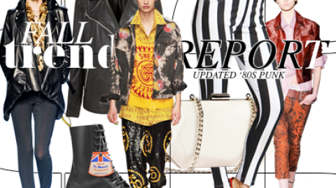 Fall Trend Report: Updated '80s Punk | StyleCaster