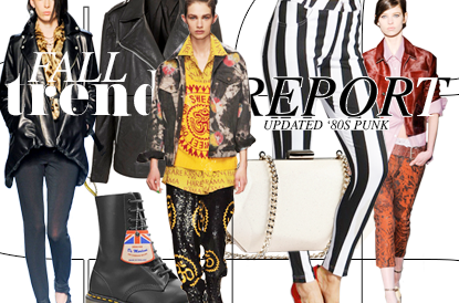 Fall Trend Report: Updated '80s Punk
