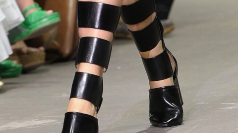 Runway Trend To Know Now: The Updated Gladiator Boot   StyleCaster