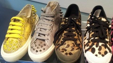 Giles Deacon To Design Capsule Collection For Alexa Chung's Favorite Sneaker Label Superga | StyleCaster