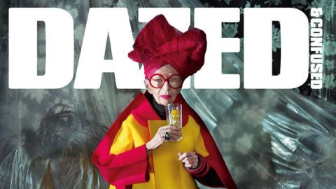 StyleCaster Top 10: Iris Apfel Covers Dazed & Confused, Why Erin Wasson Just Got Cooler, More | StyleCaster