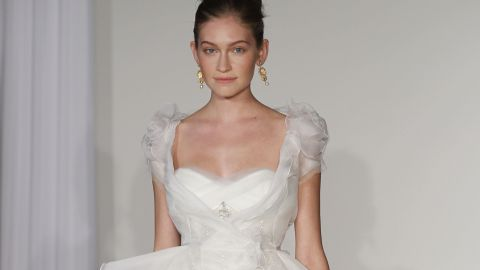 From Vera Wang to Monique Lhuillier: See 25 Amazing Gowns From Bridal Fashion Week   StyleCaster