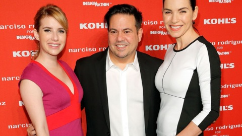 Katie Holmes, Julianna Margulies Among Stars To Fete Narciso Rodriguez for Kohl's | StyleCaster