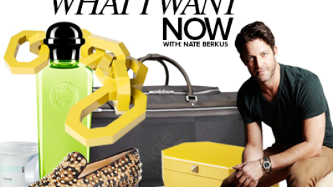 What I Want Now: Interior Design Guru Nate Berkus Shares His Fall Must-Haves | StyleCaster