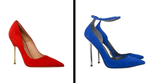 The Color Debate: Red Versus Blue   StyleCaster