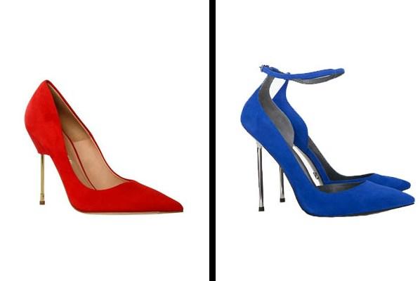 The Color Debate: Red Versus Blue
