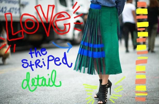 Sidewalk Couture: New York City Street Style