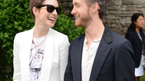 Everything You Need to Know About Anne Hathaway's Wedding | StyleCaster