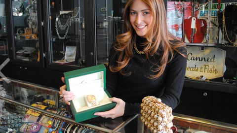 Inside Manhattan's Most Unique Pawn Shop: Chanel Bags, Diamond Rolexes and More   StyleCaster
