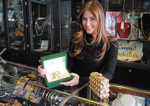 Inside Manhattan's Most Unique Pawn Shop: Chanel Bags, Diamond Rolexes and More